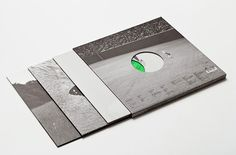 It's Nice That : Cracking art direction from HORT for new techno collaboration