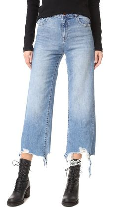 DL1961 Hepburn High Rise Wide Leg Jean | SHOPBOP