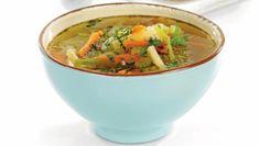 Ned i vekt med velsmakende supper. Food To Make, Dinner Recipes, Curry, Easy Meals, Soup, Vegetarian, Eat, Cooking, Healthy