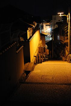 Onomichi-Bojo 3 Night Back alley(High ISO Challenge!!)