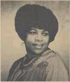 Dr. Mattie Moss-Clark: From 1968 until her ascension in 1994, served as international Minister of Music for COGIC. She had a profound impact on gospel music by introducing the 3 part harmony that is prevalent in the genre today.  This Gospel  Matriarch birthed seminally historic recordings, and through her recordings and training she changed the sound of music impacting her many pupils, including her daughters, the renowned Clark Sisters.