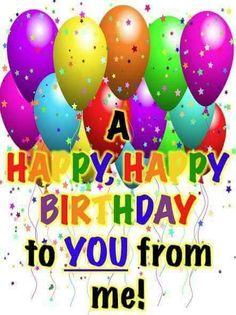 Wishing you my ✨Pinterest Friend✨ a  HAPPY BIRTHDAY xo Lisa