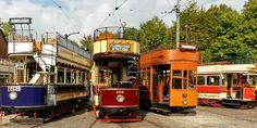 Crich tram museum