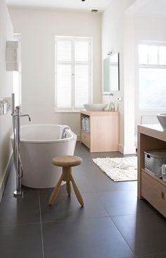 Master Bathroom - separate vanities