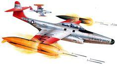 F-89D Scorpion (Keith Fretwell)