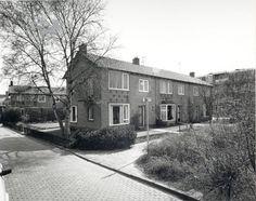 cornelis krusemanstraat 1986 Historisch Centrum Leeuwarden - Beeldbank Leeuwarden