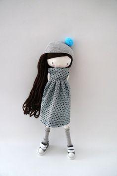 Custom order for Shirley Laia rag doll dark by lassandaliasdeana