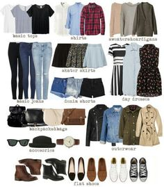 basic items