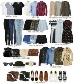 basic items