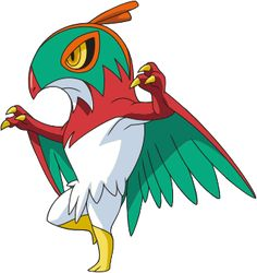 Best Nature For Hawlucha