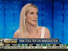 Permission To Come Aboard: Coulter GOP Candidates All Monkeys —Only Trump' Can Save U.S. From Turning Into 'Uganda'