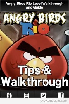 Angry Birds Rio Level Guide v1.01 Android APK Download