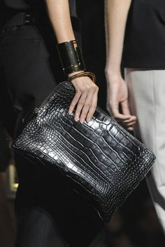 Feast Your Eyes on Over 250 of the Best Bags For Spring '13: Emporio Armani  : Stella McCartney  : Alice + Olivia  : Fendi  : Hermés  : Belstaff  : Salvatore Ferragamo  : Moschino  : Lanvin