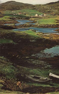 johnny-remember-me: Outer Hebrides, 1970.