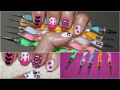5 EASY Designs using Nail Dotters (bornprettystore.com)