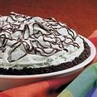 good recipe - Mint Ice Cream Pie