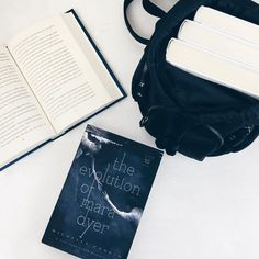 Book review! My review for The Evolution of Mara Dyer is on my blog (link in bio). I don't think it's possible to be anymore in love with Noah Shaw than I already am.  #bookreview