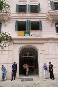 Primeiro edifício de moradia popular para artistas é inaugurado nesta sexta-feira - Fotos - R7 São Paulo