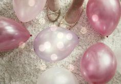Princess Party rondo pink metallic balloons on the floor Happy Birthday Me, Girl Birthday, Birthday Parties, Birthday Ideas, Golden Birthday, Kid Parties, Bubble Balloons, Pink Balloons, Bubbles