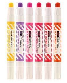 Tony Moly - My School Looks - Multi Color Pencil - Lippenstift - Lippenfarbe Stift - Make Up