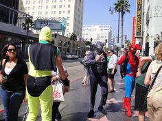 Hollywood Bulevard,2011