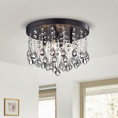 Compare prices for Alya LED Flush Mount By Willa Arlo Interiors Flush Ceiling Lights, Flush Mount Ceiling, Led Flush Mount, Flush Mount Lighting, Deco Led, Globe Chandelier, Bubble Chandelier, Chandelier Lighting, Decor Pillows