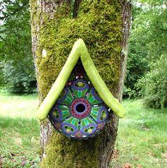 Garden Art by Clare Dohna