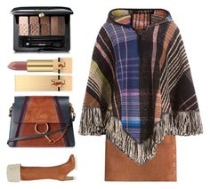 """""""Into The Woods"""" by pstm ❤ liked on Polyvore featuring Vanessa Seward, Missoni, Chloé, Yves Saint Laurent and Guerlain"""