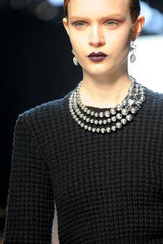 Bottega Veneta Fall 2012 Ready-to-Wear Fashion Show Details
