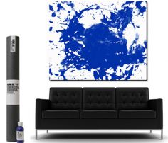 $39.99 Luvtone Art Kit - This will brighten any wall, and it's so unique!  The canvas comes blank and you paint it!