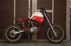 XT600 Base project for Corb#3 by Corb Motorcycles