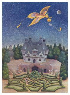 """Grimm's Fairy Tales """"The Golden Bird"""""""