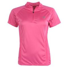 Karrimor Quarter Zip Running Shirt Ladies - SportsDirect.com