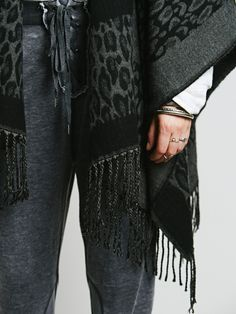 Free People Ryder Ruana at Free People Clothing Boutique
