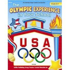 This series of thematic units are cross-curricular, cooperative learning tools that are filled with fun activities that foster team spirit as students go for the GOLD.