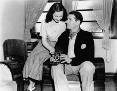Vivien Leigh & Olivier, 1948