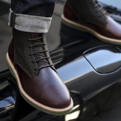 Fancy - Hutchinson Boots by Thorocraft
