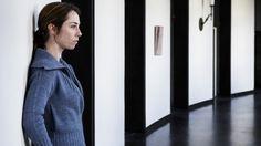 Sarah Lund in The Killing 1. Kijk voor meer informatie over The Killing op thekilling.kro.nl.