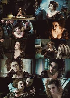 "Sweeney Todd""s † Mrs Lovett ~Helena Bonham Carter ~"