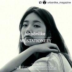 """171 Me gusta, 1 comentarios - Bae Suzy (배수지)  (@withsuzy) en Instagram: """"#Repost @urbanlike_magazine with @repostapp ・・・ •• <Urbänlike> Spring & Summer N° 35 2017. — My…"""""""
