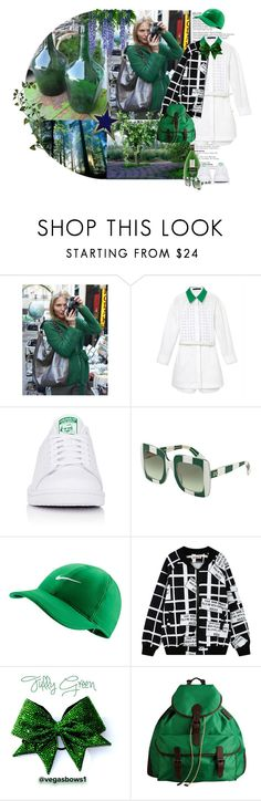 """""""the caddy was a woman that day, she served me absinthe at every hole............. i don't remember much about the game that day............."""" by terrelynthomas ❤ liked on Polyvore featuring Alexander Wang, adidas, Dolce&Gabbana, NIKE, Chicnova Fashion and Burberry"""