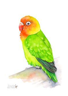 Lovebird Vector And Illustration Logo Pinterest Love Birds