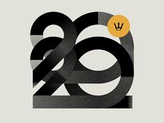 2020 designed by Hust Wilson. Connect with them on Dribbble; Graphic Design Pattern, Modern Graphic Design, 2020 Design, Silver Spring, Typography Letters, Lettering Design, Layout, Symbols, Logos