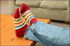 Lee Valley Woodworker's Socks - Gifts
