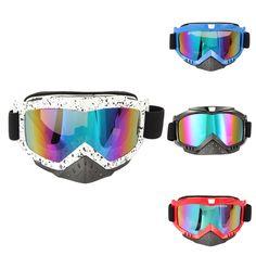 Brand New Motorcycle ATV Dirt Bike Racing Dirt Bik Anti-UV Ski Skiing Goggles Glasses men women Snow glasses ski googles KSKS