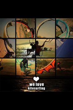 We love kitesurf! #mexicancaribbeankitesurf                              …