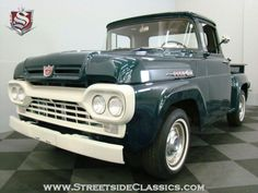 1960 Ford F100   My First Truck !