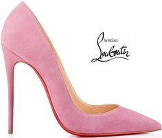 Love these. I have one pair of Christian Louboutins and I cant wait to have more!