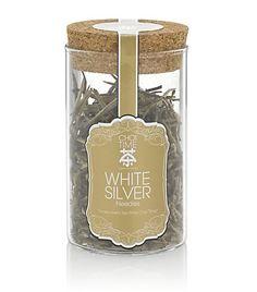 Harrod's Choi Time  White Silver Needle Tea