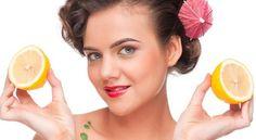 My little beauty secrets: lemon Beauty Tips For Men, Beauty Hacks For Teens, Beauty Secrets, Beauty Ideas, Beauty Solutions, Beauty Tricks, How To Cure Dandruff, Getting Rid Of Dandruff, Skin Care